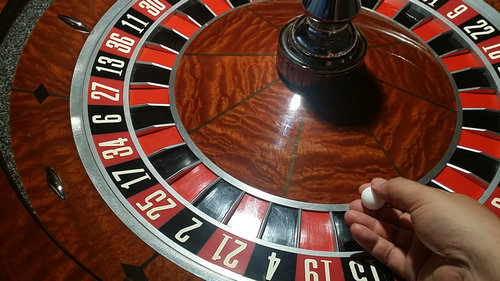 Roulette help